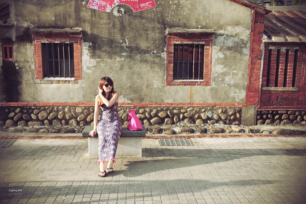 竹北的新瓦屋客家文化保存區巡禮
