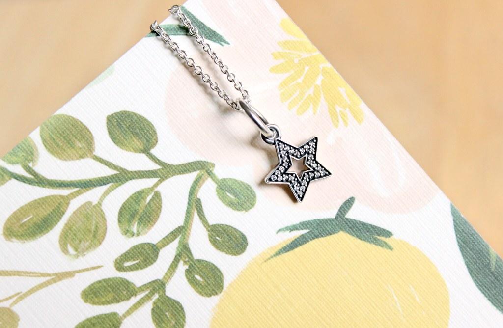 Pandora Star Pendant