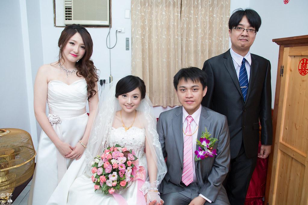 婚禮攝影-台南-銘元&韻如-結婚-X-台南商務會館-35