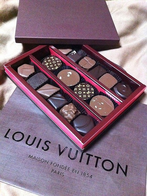 Louis Vuitton Chocolates