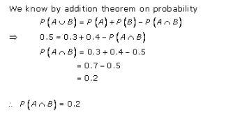 RD-Sharma-class-11 Solutions-Chapter-33-Probability-Ex-33.4-Q-2