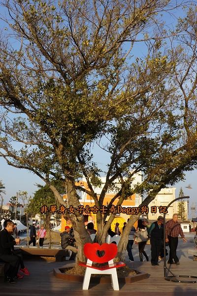 台南北門遊客中心婚紗美地水晶教堂10