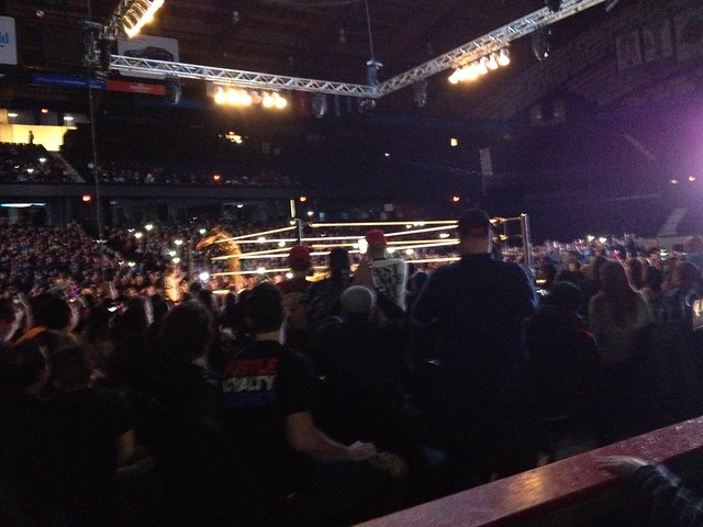 WWE Holiday Show Chicago