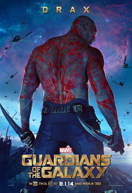 poster drax
