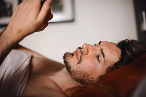 plaza travel boy people sunlight man male guy mobile sunrise suomi finland john hair naked nude beard reading hotel bed helsinki model europe long pretty phone chest capital cell handsome style sheets blonde helsingfors stubble crowne iphone portrai texts