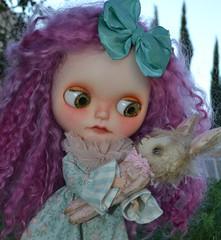 (Boysenberry) Charlotte Russe - The Hand Flower Custom