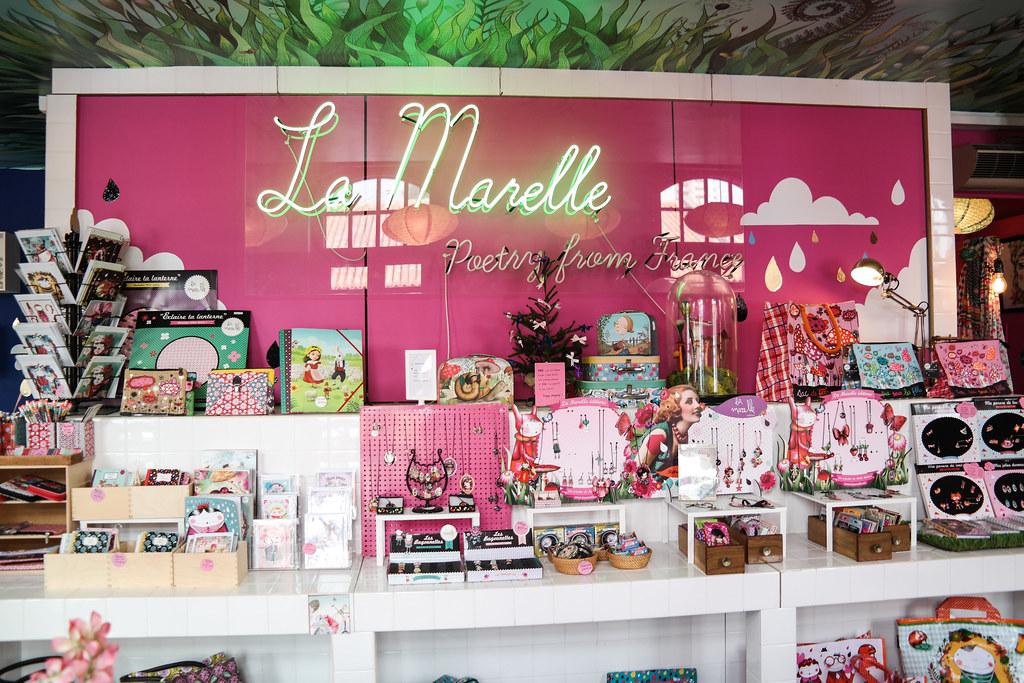 La Marelle (Halal Cafe)