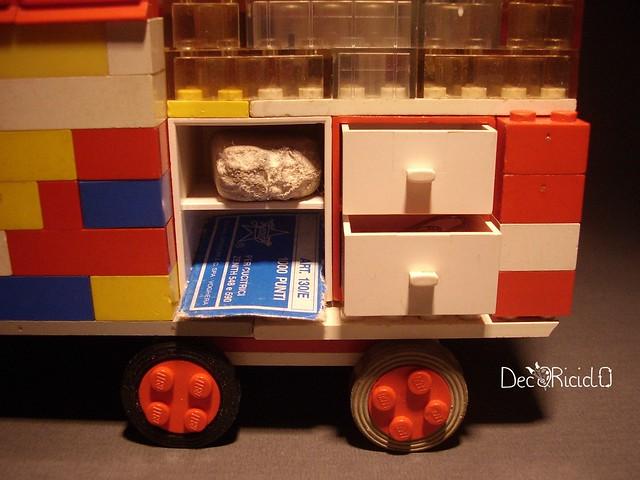portaoggetti LEGO 3