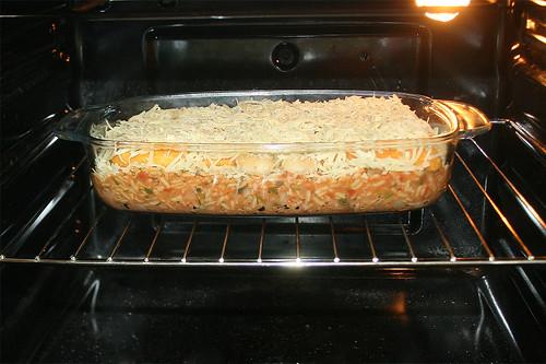 36 - Im Ofen überbacken / Bake in oven
