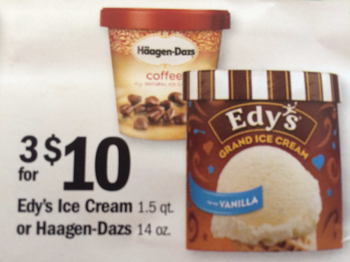 graphic regarding Haagen Dazs Coupon Printable identify Print Currently for Afterwards: Haagen-Dazs $2.83 at Meijer w coupon