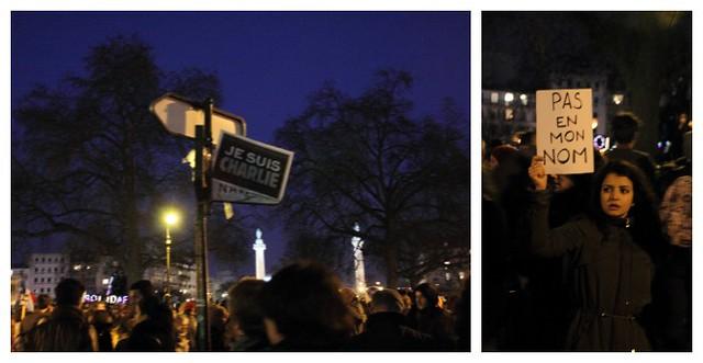 #JeSuisCharlie - Pas en Mon Nom