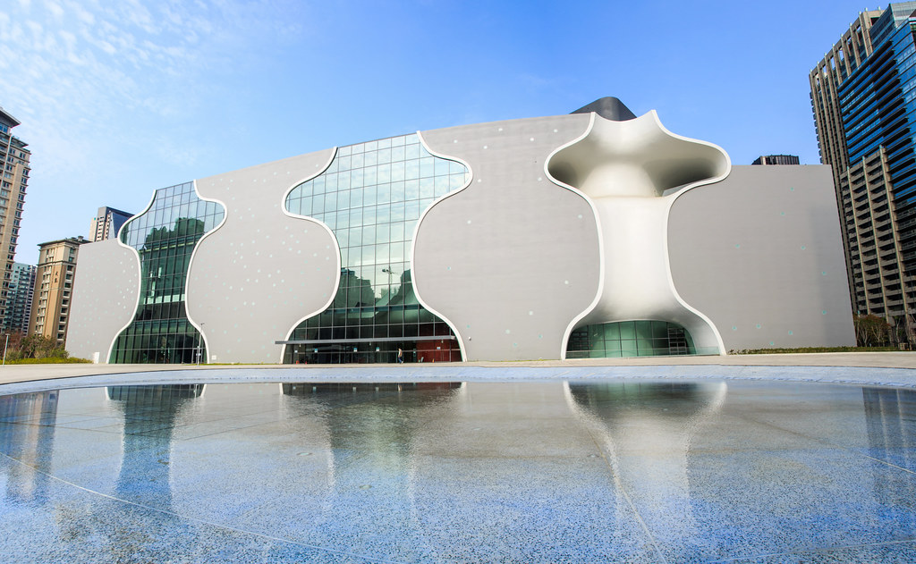 台中歌劇院 National Taichung Theater
