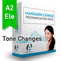 Pronunciation Pack: A2 Tone Changes