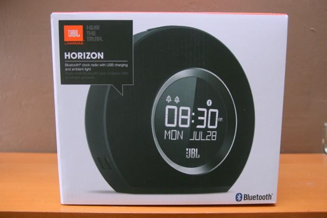 JBL Horizon Bluetooth Radio Clock