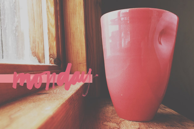 monday pink