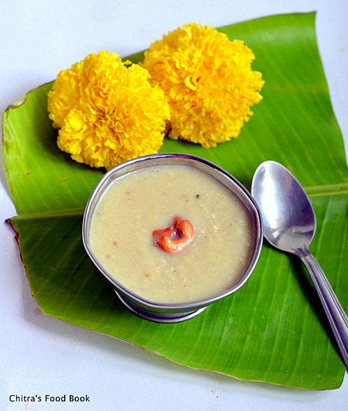 Thinai Payasam Recipe