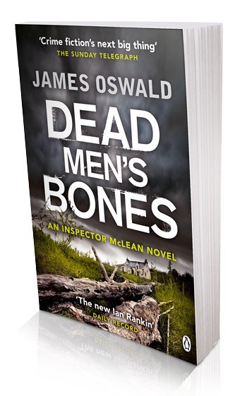 James Oswald, Dead Men's Bones