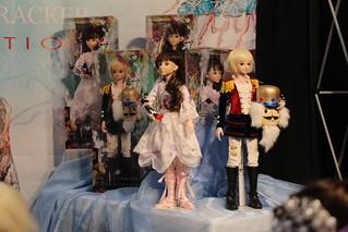 Toy Fair 2015- My Ballerina Dolls (Nutcracker)