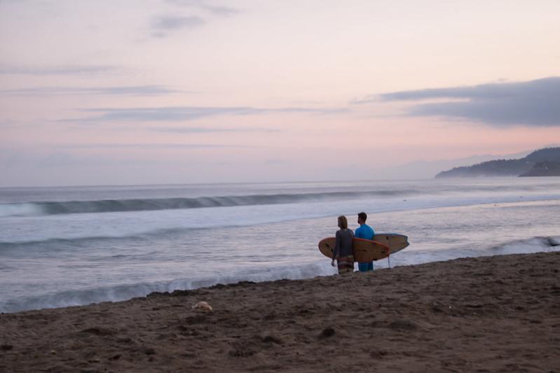 surfers, Sayulita, Mexico