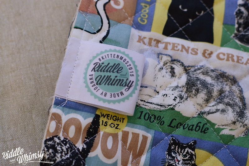 Riddle and {Whimsy}  Make your own label tut 8