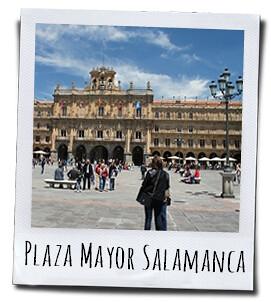 De Plaza Mayor in Salamanca, het mooiste plein van Spanje