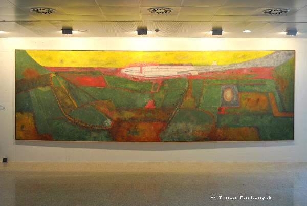 17. Rufino Tamayo. La Tierra Prometida, 1963