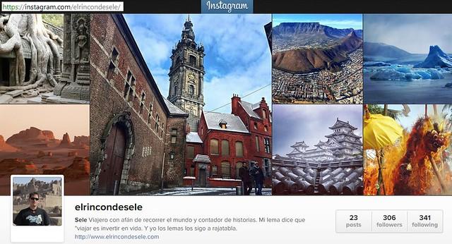 El rincón de Sele en instagram