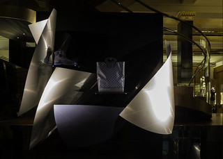 Louis Vuitton by Gehry - Sydney