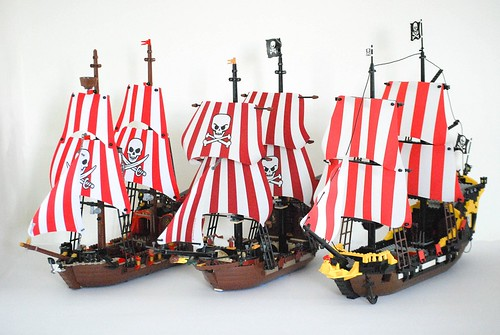 Lego Instructions For Lego Pirate Ship 10210