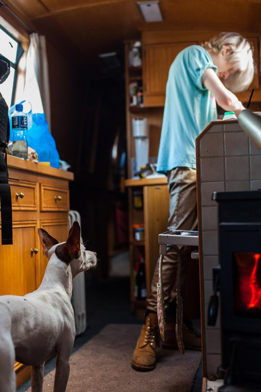 Pop Pups: Iain Woods