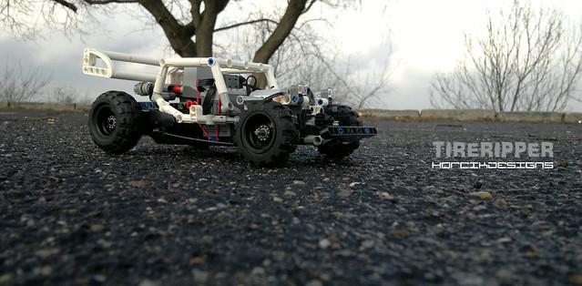 Moc Tireripper Lego Technic Mindstorms Model Team