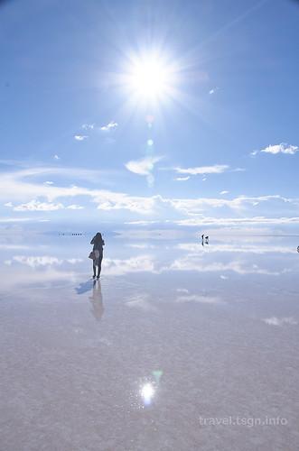 【写真】2015 世界一周 : ウユニ塩湖(夕方-3)/2020-03-31/PICT8085