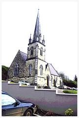 Church of Irl. Innshannon. Co.  Cork