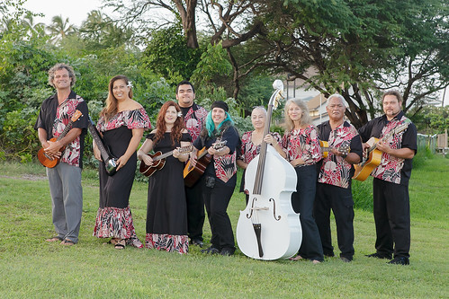 Photo courtesy of Institute of Hawaiian Music