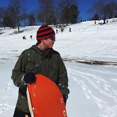 #DogtownLife Snow Day.