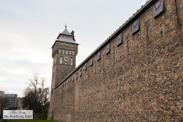 Tower at Cardiff Castle