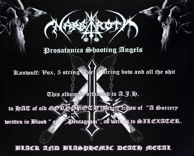 nargaroth prosatanica shooting angels