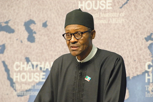 General Muhammadu Buhari, Presidential Candidate, All Progressives Congress, Nigeria
