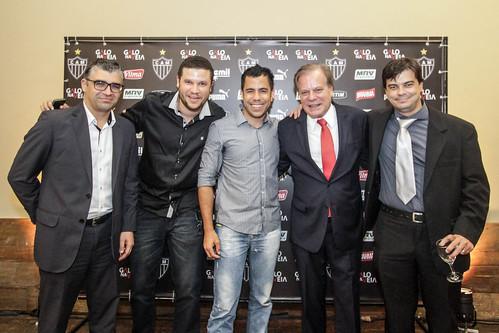 Lançamento da nova camisa do Atlético 23.02.2015