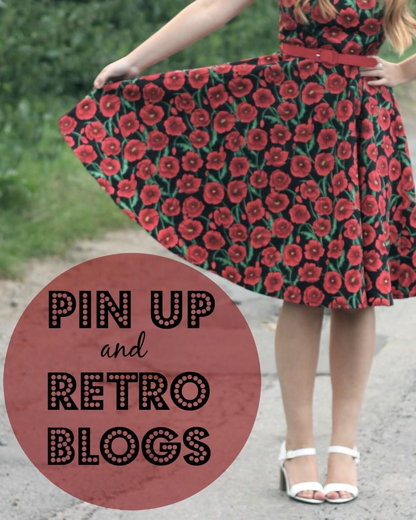 pin up & retro blogs