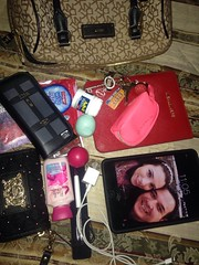 February 2015 , what's in my bag?