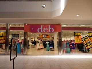 """DEB Is Closing - """"Towne East Square"""" Wichita, Kansas"""