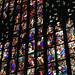 Particolare di una vetrata del Duomo di Milano by fabrizio6ilconte