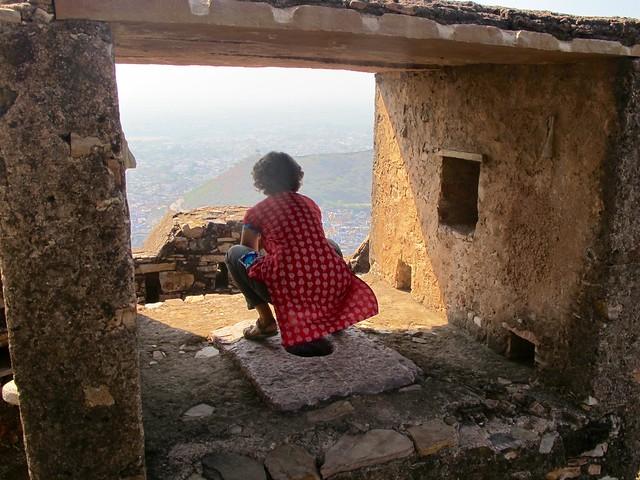 India - Bundi Fort