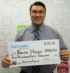 Kaleb Hoover - $250,000 Fortune Frenzy