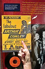 Memphis - Stax Museum - Arthur Conley Poster