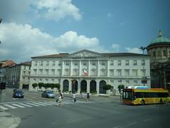 Bergamo, lower city