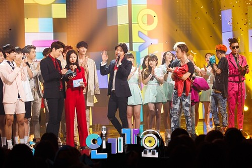 Big Bang - SBS Inkigayo - 10may2015 - SBS - 51