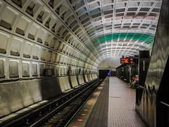 South Capitol Metro Station - Washington DC