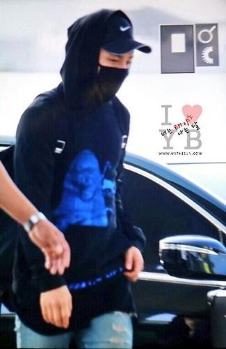 Big Bang - Incheon Airport - 07aug2015 - Urthesun - 03